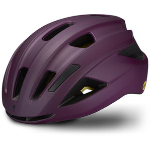 Specialized Align 2 Mips Road Helmet, Satin Cast Berry, Woolys Wheels Sydney