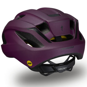 Specialized Align 2 Mips Road Helmet, Satin Cast Berry