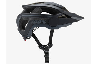 100% Altec Trail MTB Helmet, Black, buy now Woolys Wheels Sydney free delivery
