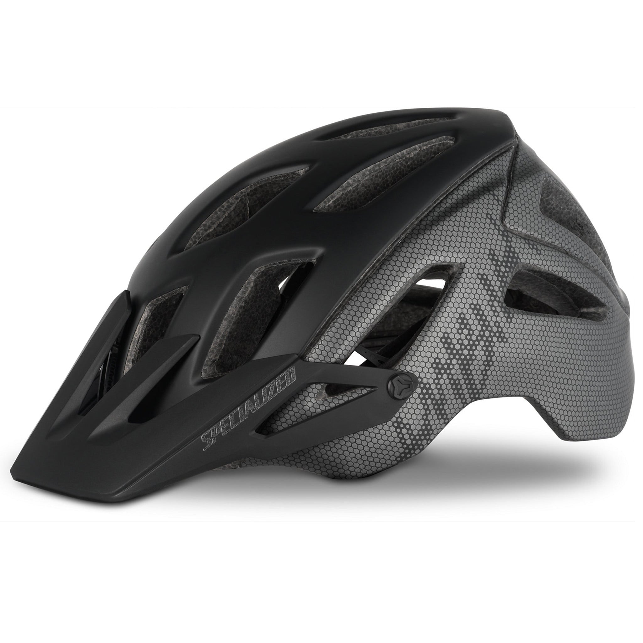Specialized Ambush Mips MTB Helmet With ANGi, Matt Black