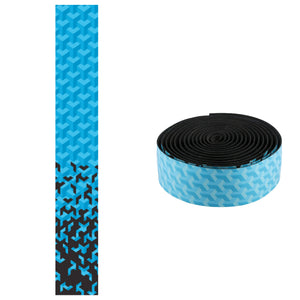 Arundel Art Gecko Bar Tape, Blue buy at Woolys Wheels