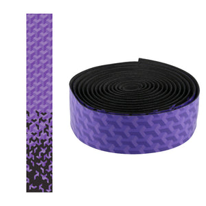 Arundel Art Gecko Bar Tape - Purple, buy at Woolys Wheels Sydney