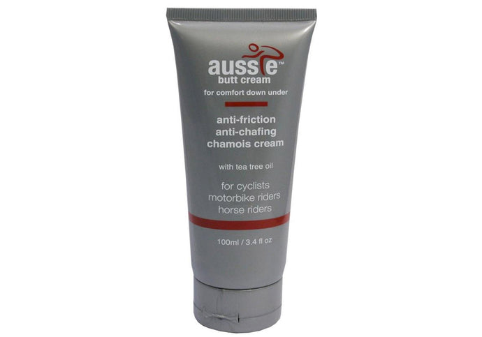 Aussie Butt Cream 100ml Tube Woolys Wheels Sydney