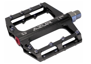 Azur MTB Clutch Pedal - Black (Pair), Woolys Wheels Sydney