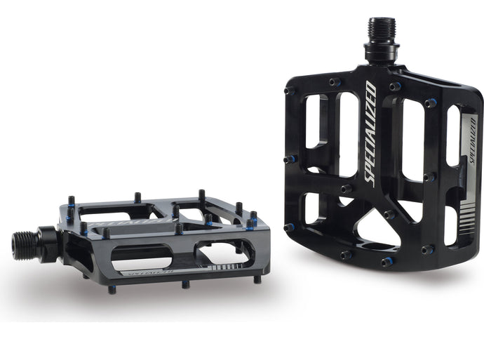 Specialized Bennies Platform Pedals Black Anodised
