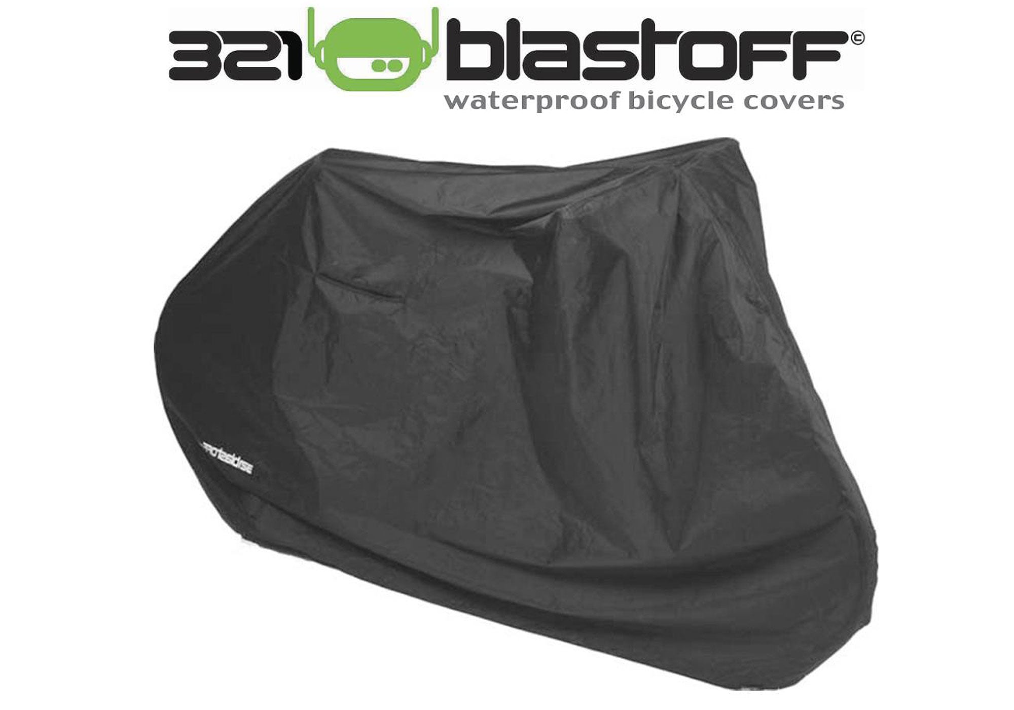 Blastoff Waterproof Bike Cover for MTB and Road Bikes, Woolys Wheels Sydney