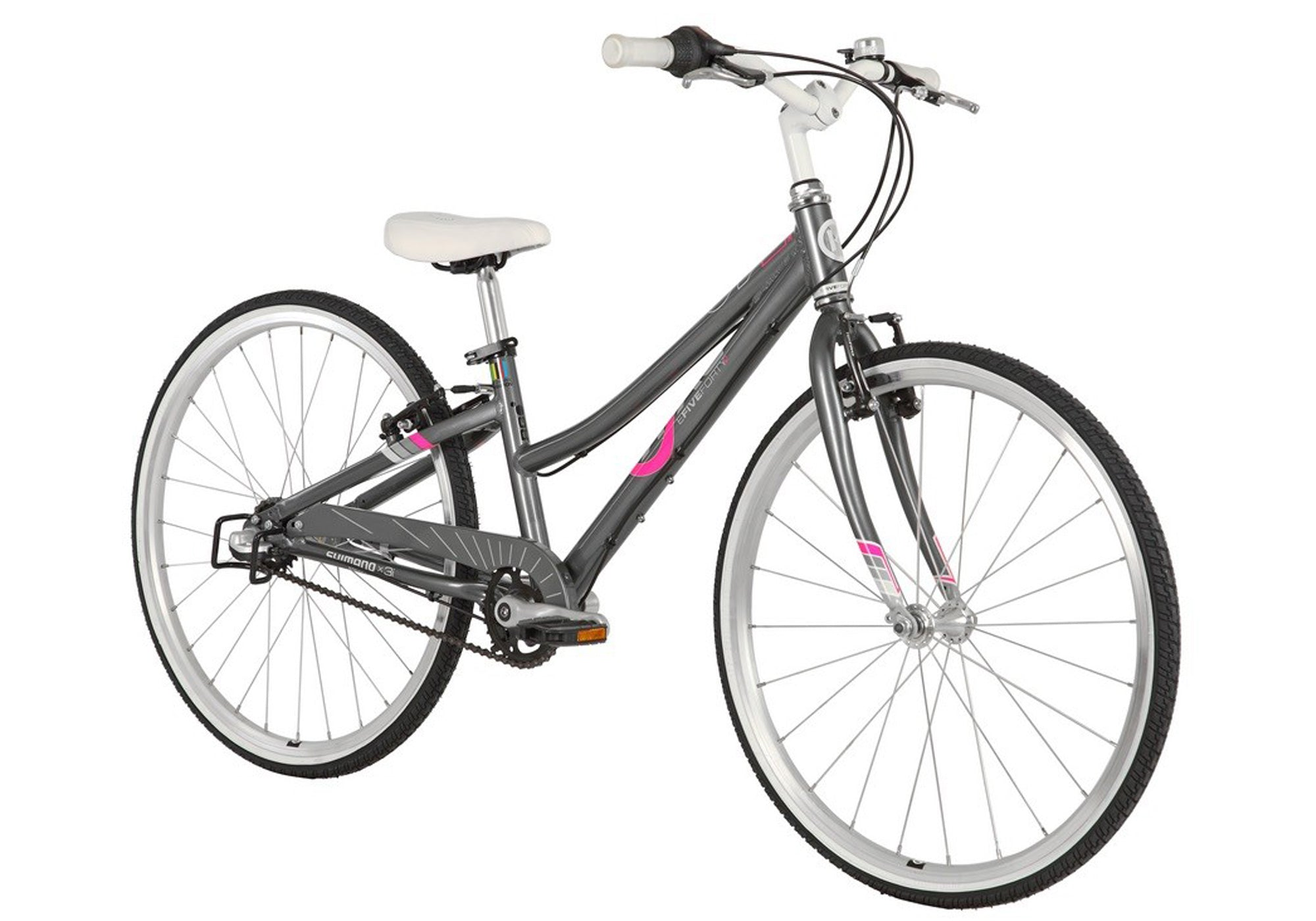 BYK E540x3i Girls,  Charcoal/Pink, Woolys Wheels, Sydney