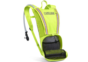 Camelbak Ambush 3.0 Litre Hydration Backpack, Hi-Viz Lime