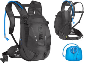 Camelbak Skyline LR10 Backpack, Black, Woolys Wheels