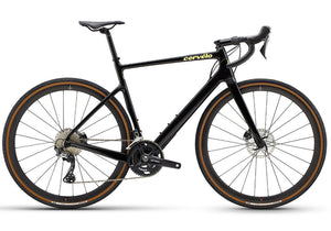 2021 Cervelo Aspero GRX815 Di2, Mens Adventure Road Bike, Black/Gold, buy at Woolys Wheels Sydney