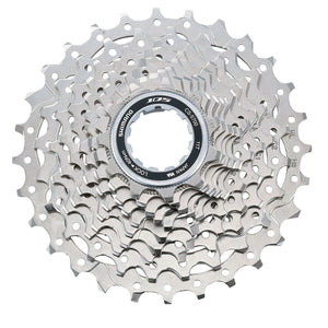 Shimano 105 CS-5700 10 Speed Cassette 11-28T buy at Woolys Wheels