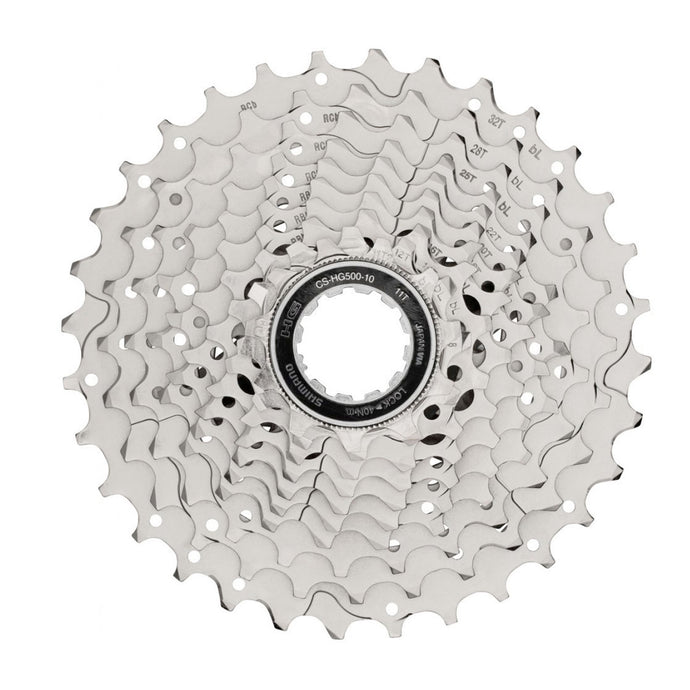 Shimano CS-HG500 10 Speed Cassette, 11-34T