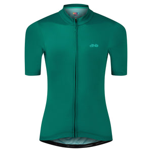 DHB Womens Moda Short Sleeve Jersey, Teal buy at Woolys Wheels Sydney