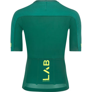 DHB Mens Aeron Lab Raceline Short Sleeve Jersey 3.0 - Green