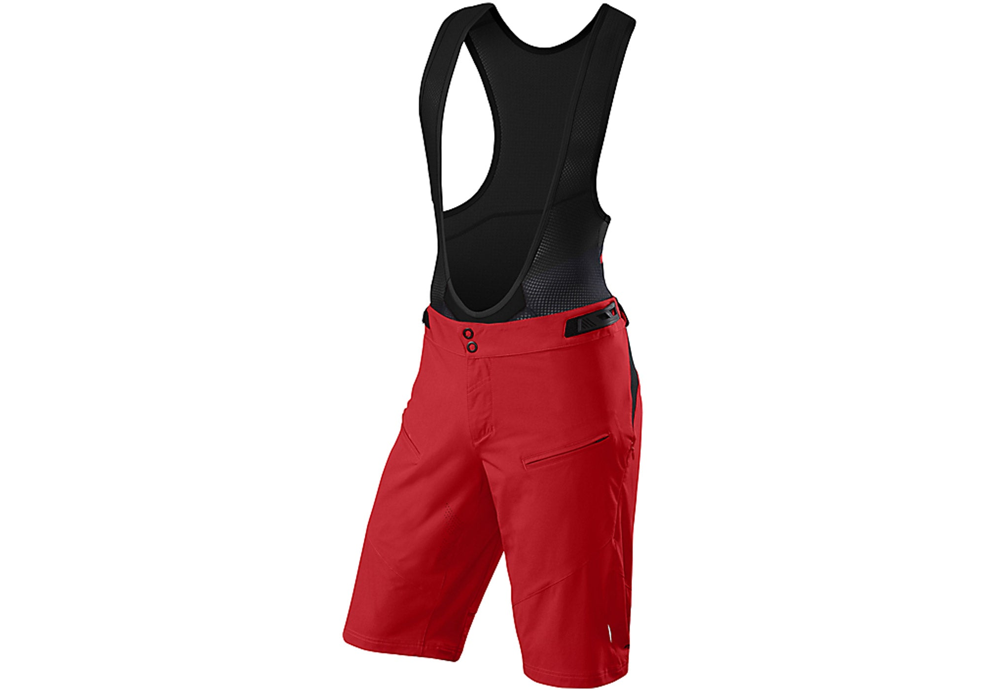 Specialized Enduro Pro Bib Short Mens Red Size 38 Only