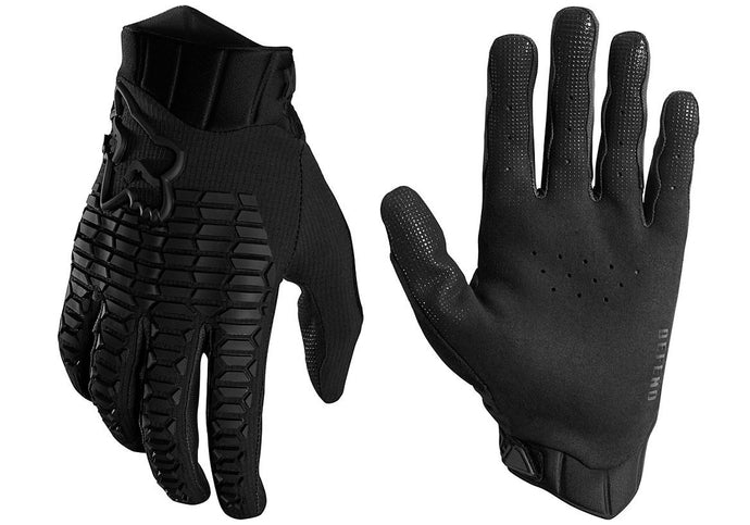 Fox Defend Mens MTB Gloves Black