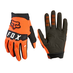 Fox Dirtpaw Youth MTB Gloves - Fluro Orange buy online at Woolys Wheels Sydney