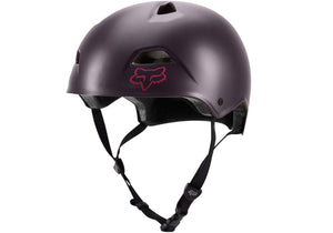 Fox Flight Sport MTB Helmet, Dark Purple Woolys Wheels Sydney