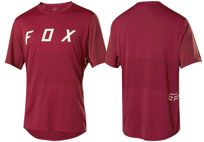 FOX Ranger Fox Mens Jersey, Chilli Woolys Wheels Sydney