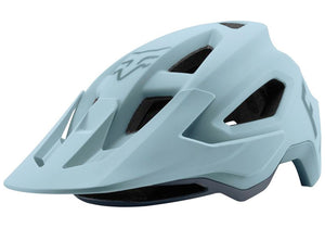 FOX Speed Frame Wurd Mens MTB Helmet, Light Blue, Woolys Wheels Sydney
