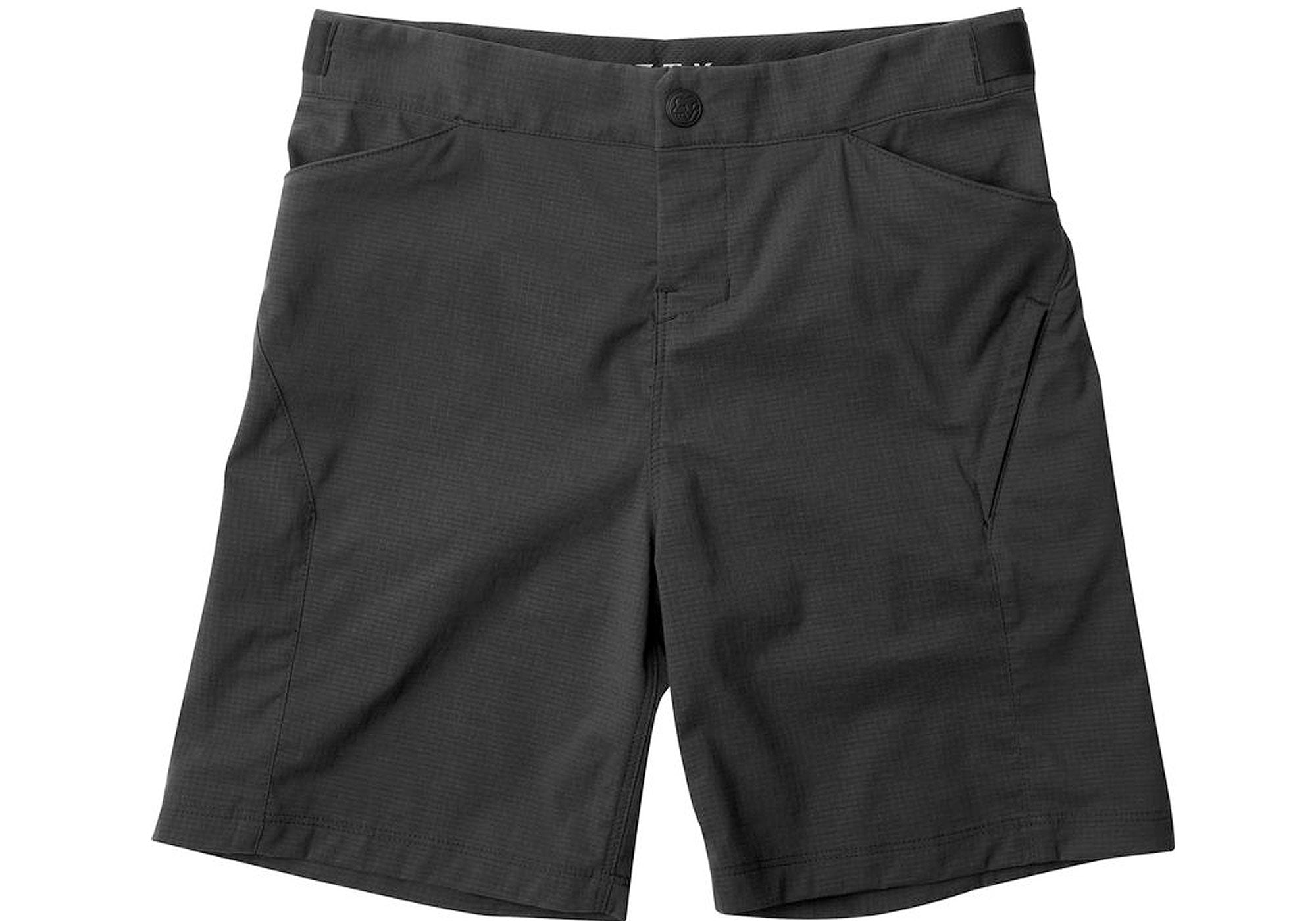 Fox Youth Ranger MTB Shorts, Black Woolys Wheels Sydney