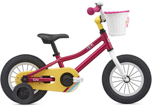 "2021 Giant Liv Adore 12"", Childrens Bike, Magenta"