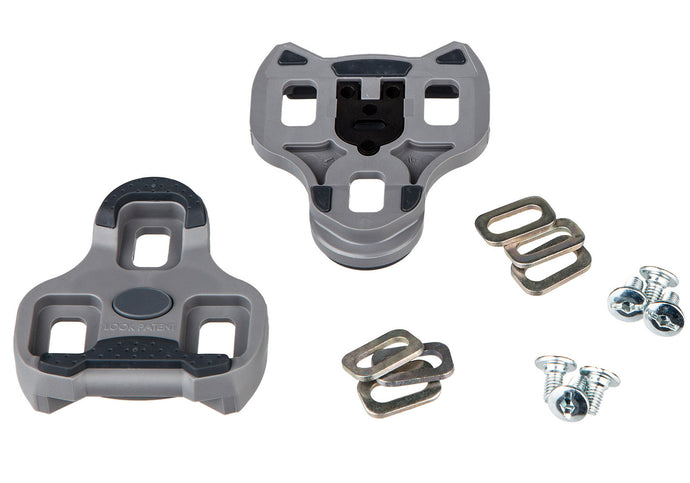 Look Keo Grip Cleats, Grey (Pair) Woolys Wheels Sydney