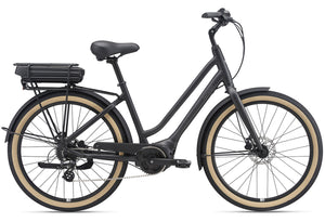 2021 Giant Lafree E+ Electric Bike, Anthracite buy online at Woolys Wheels Sydney