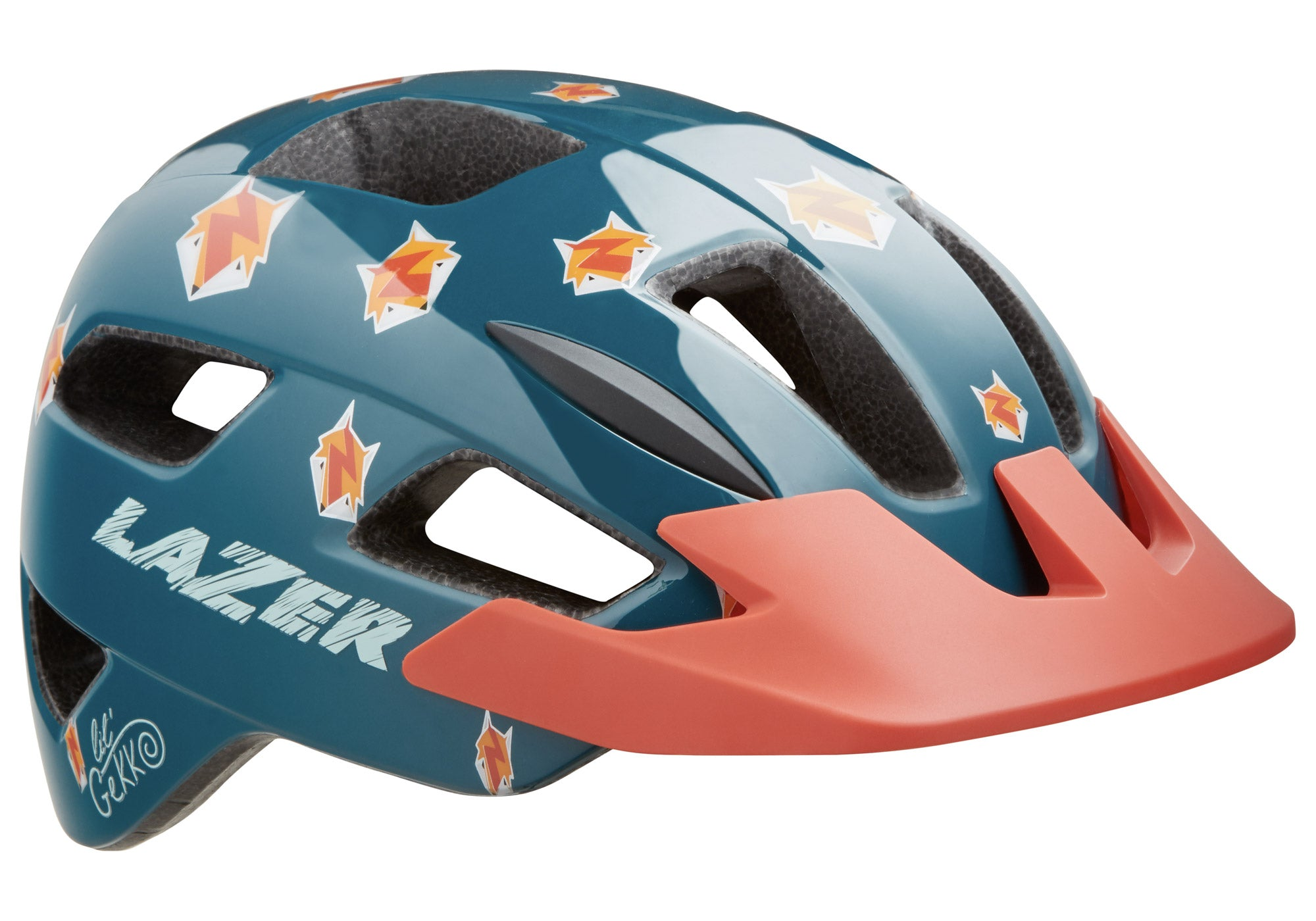 Lazer Li'l Gekko, Unifit Childrens Helmet, Fox buy at Woolys Wheels Sydney