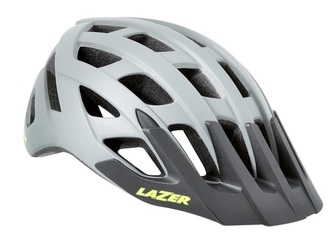 Lazer Roller Mountain Bike Helmet, Black or Grey, Woolys Wheels Sydney