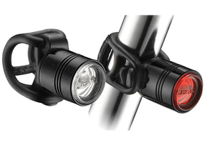 Lezyne Femto Drive USB Front and Real Lights (Pair)