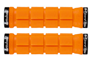 Lizard Skins Northshore Lock-On Grips, Tangerine Woolys Wheels Sydney