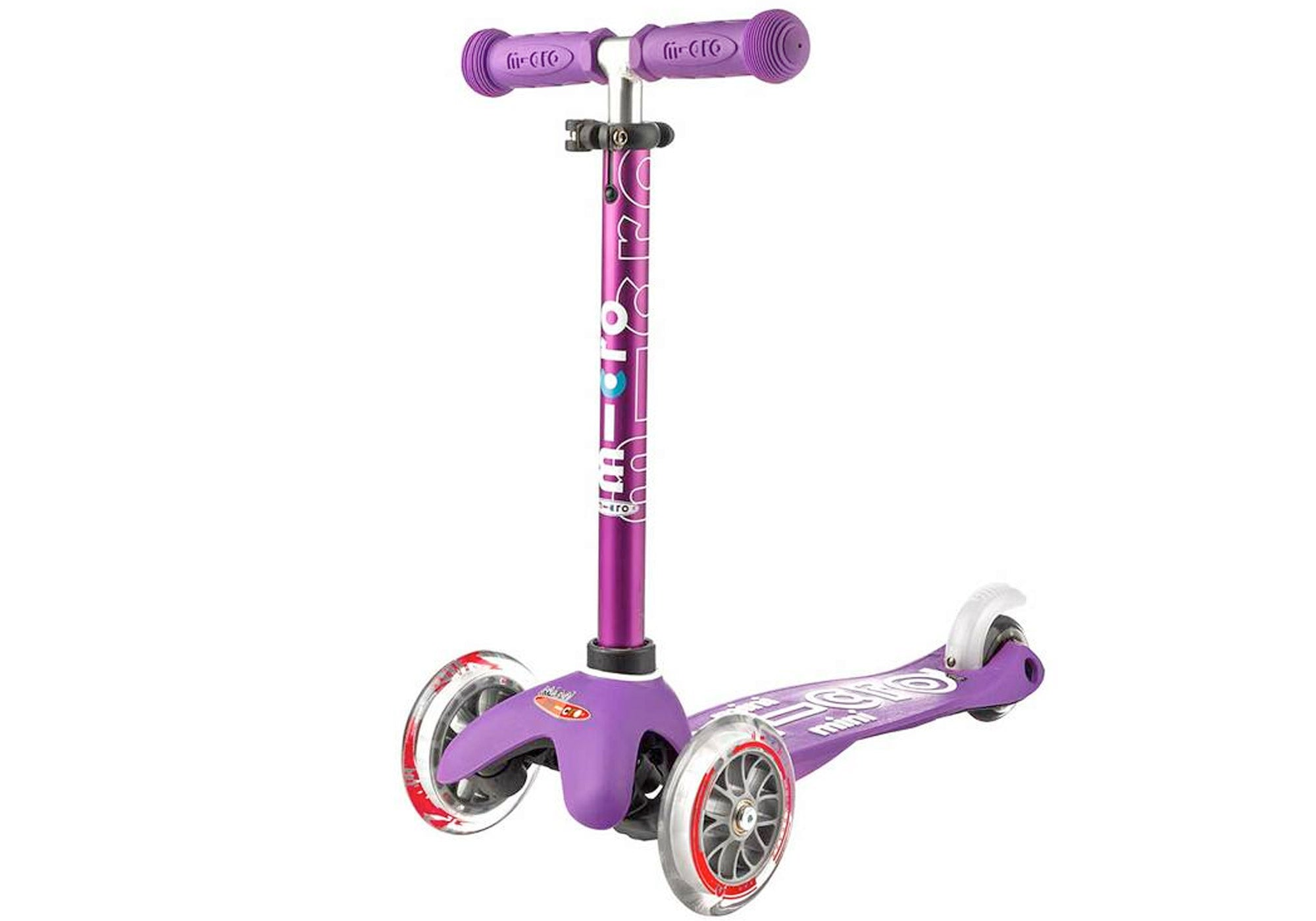 Micro Maxi Deluxe Children's Scooter 2-5 Years, Purple