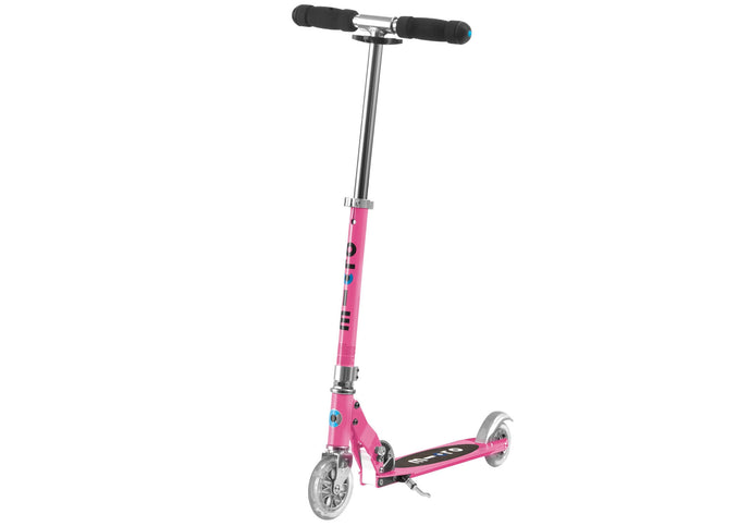 Micro Sprite Scooter, Pink, Woolys Wheels Bike Shop Sydney