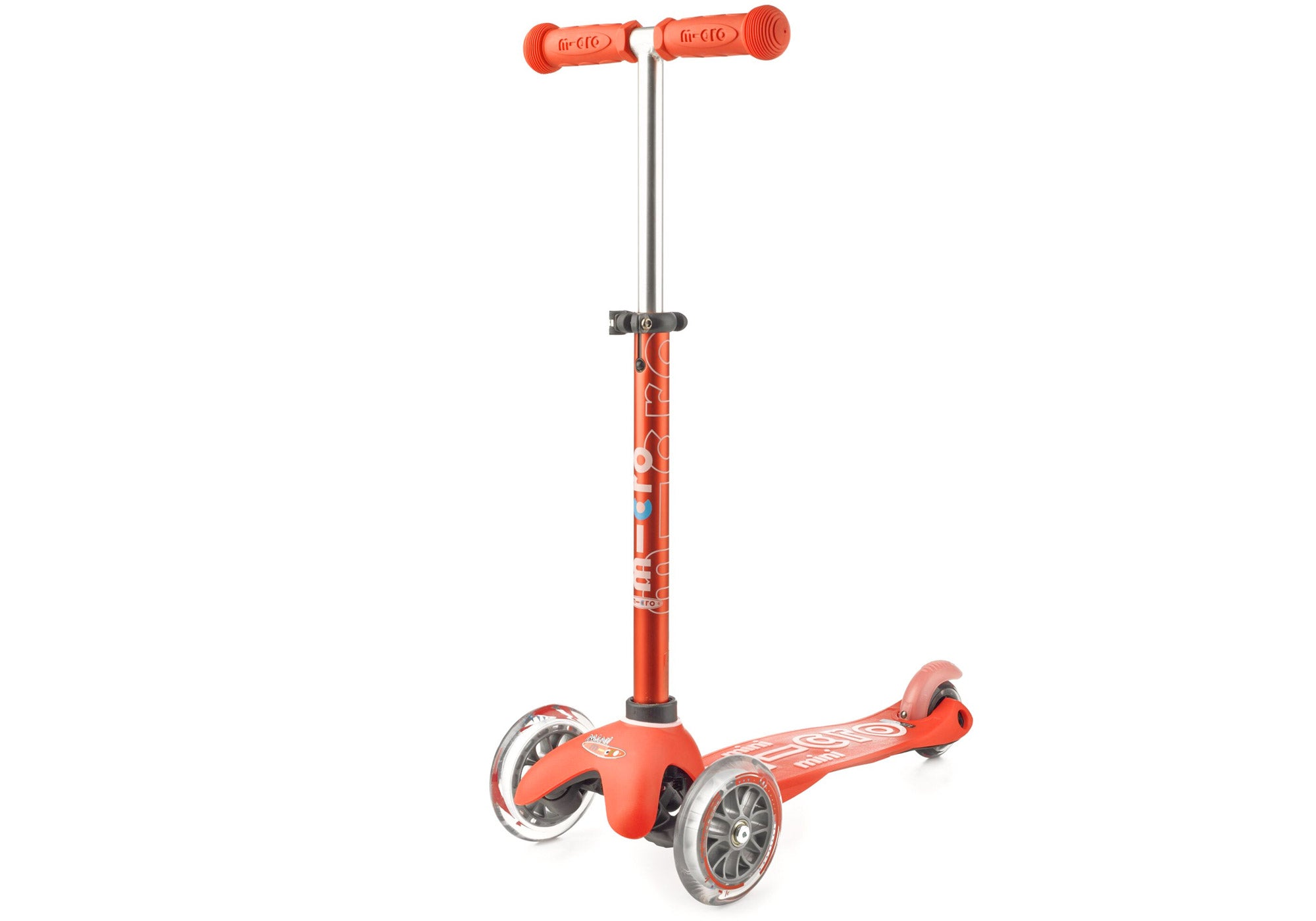 Micro Mini Deluxe Scooter, Red Woolys Wheels Sydney free delivery