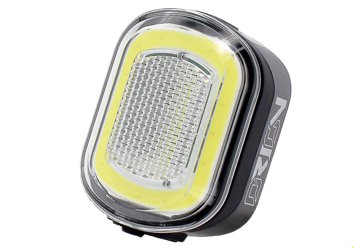 Moon Orion Rechargeable Front LED Light, Woolys Wheels, Sydney