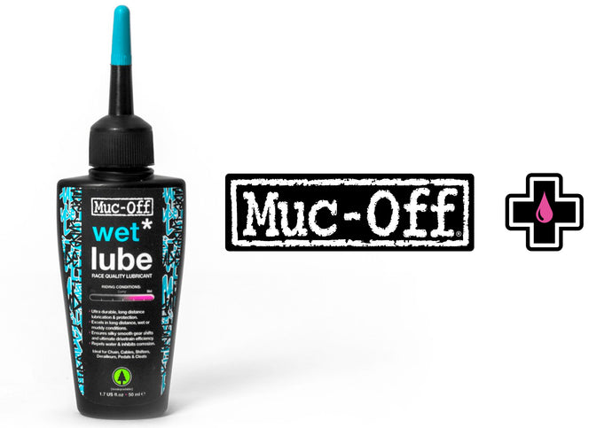 Muc-Off Wet Lube 120ml Woolys WheelS Sydney East