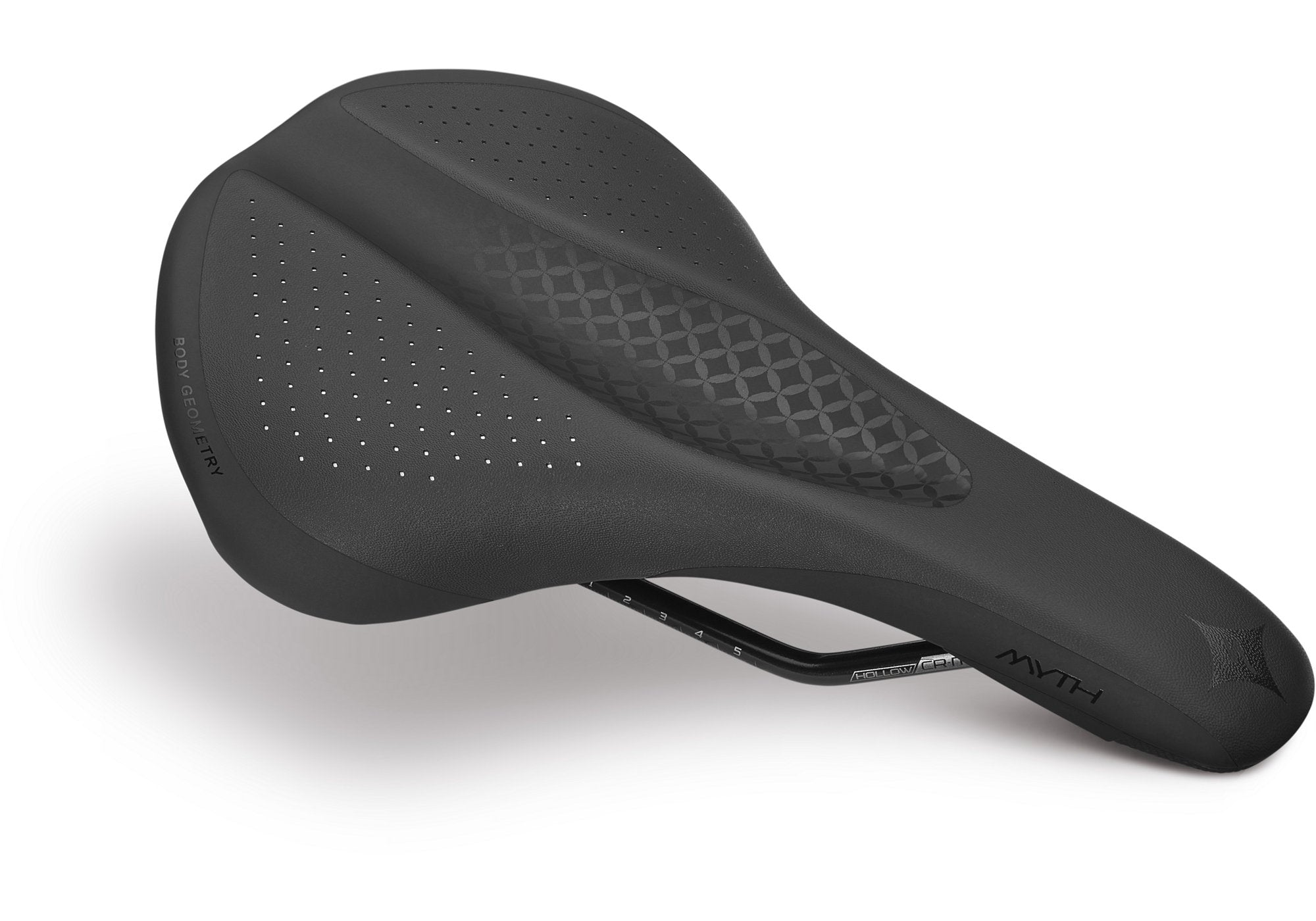 Specialized Womens Myth Comp Mountain/Road Bike Saddle, Black