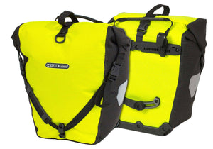 Ortlieb Back-Roller High Visibility Rear Pannier (Single Bag), Woolys Wheels Sydney