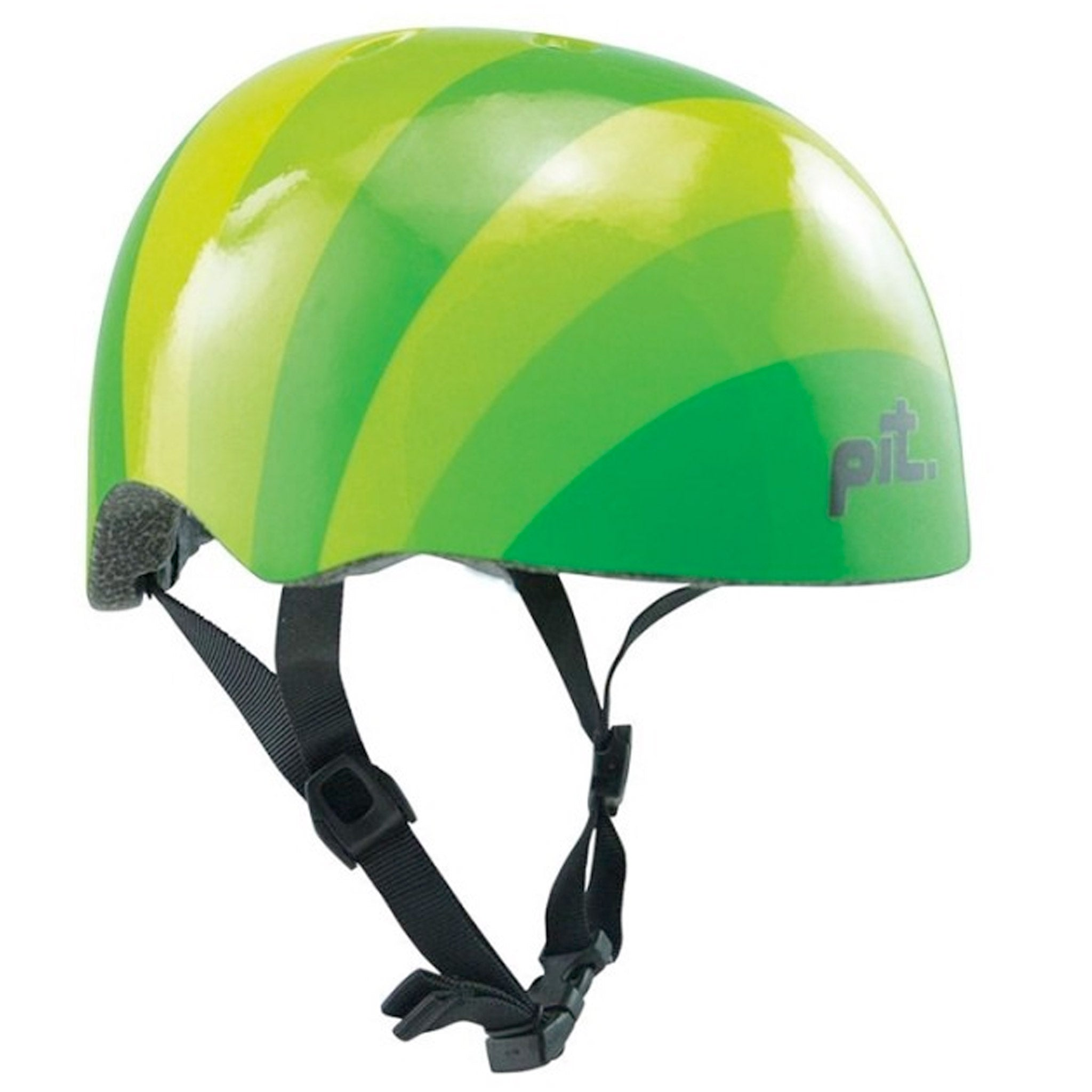 The Pit Kids Bike and Skate Helmet, Green, X-Small buy online at Woolys Wheels