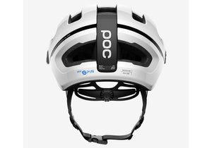 POC Omne Air Spin Unisex Road Cycling Helmet, Hydrogen White