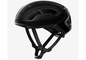 POC Omne Air Spin Unisex Road Bike Helmet, Uranium Matt Black Woolys Wheels Sydney
