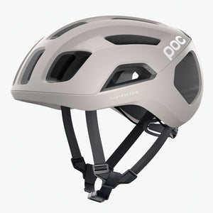 Poc Ventral Air Spin Unisex Road Cycling Helmet, Moonstone Grey Woolys Wheels free delivery