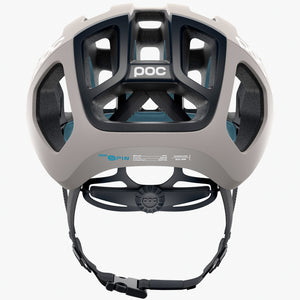 Poc Ventral Air Spin Unisex Road Cycling Helmet, Moonstone Grey