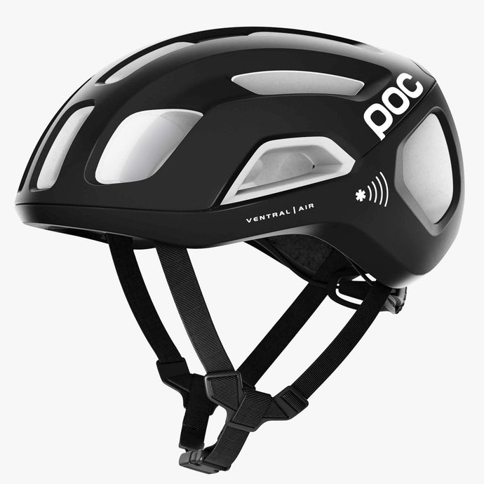 POC Ventral Air Spin NFC Unisex Road Cycling Helmet, Uranium/Hydrogen White buy online at Woolys Wheels Sydney with free delivery
