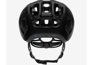 POC Ventral Air Spin Unisex Road Bike Helmet, Uranium Matt Black
