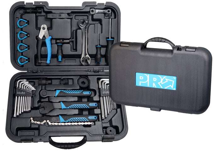 PRO Toolbox 22 Piece Set With Hard Case Woolys Wheels Sydney
