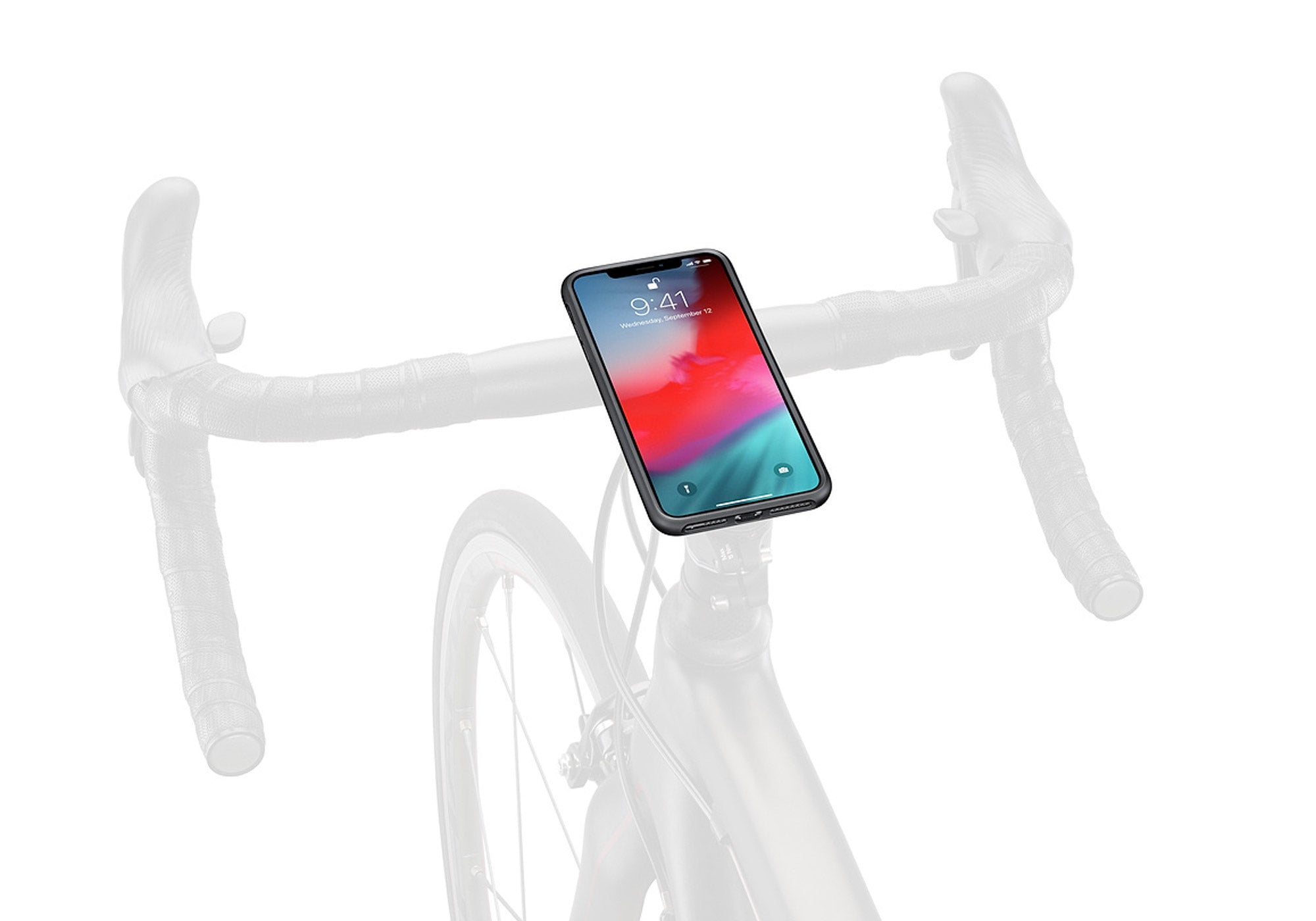Quad Lock Bike Mount Kit for iPhone XS Max