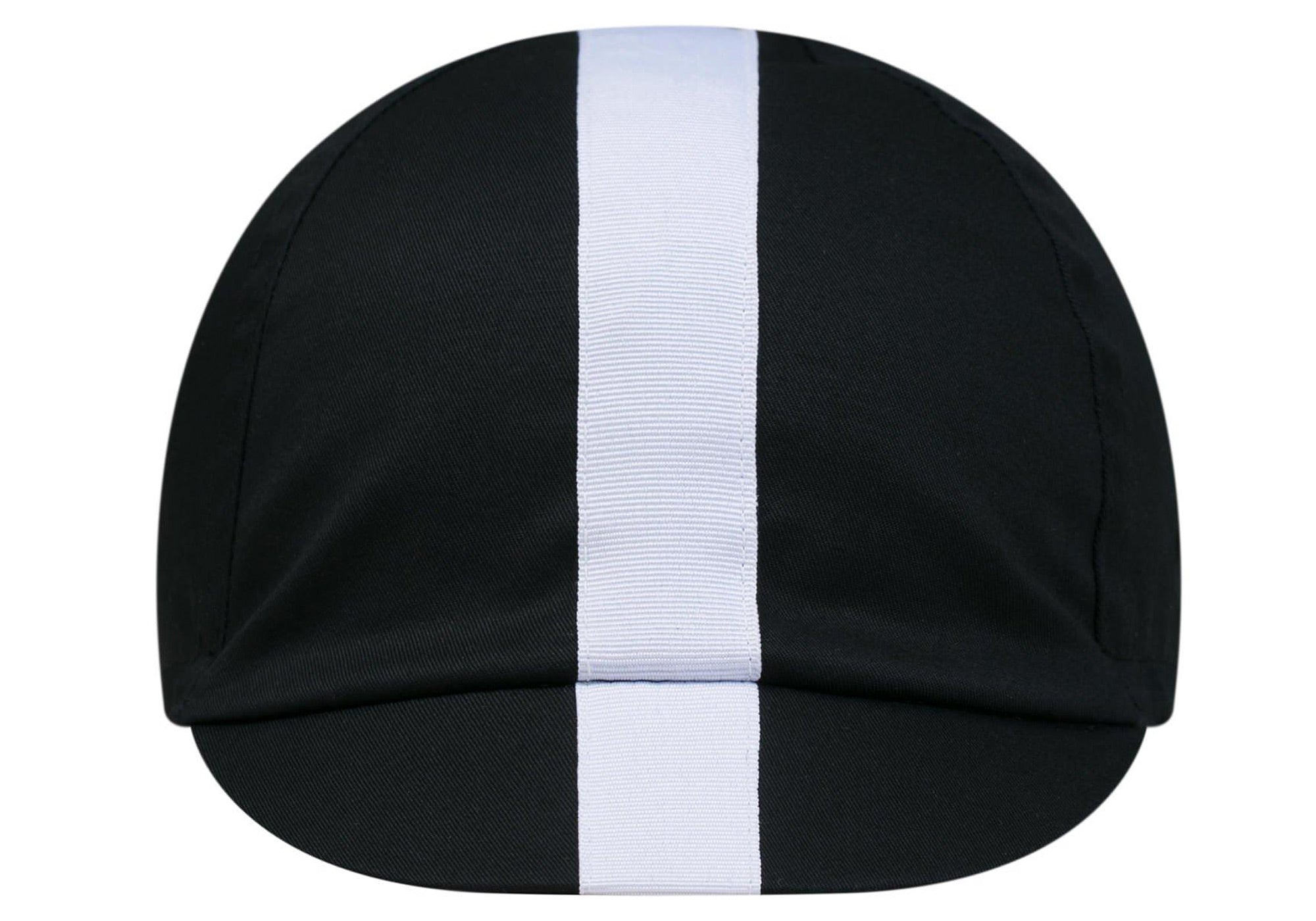 Rapha Unisex Cap II, Black/White, Medium-Large buy now at Woolys Wheels Sydney