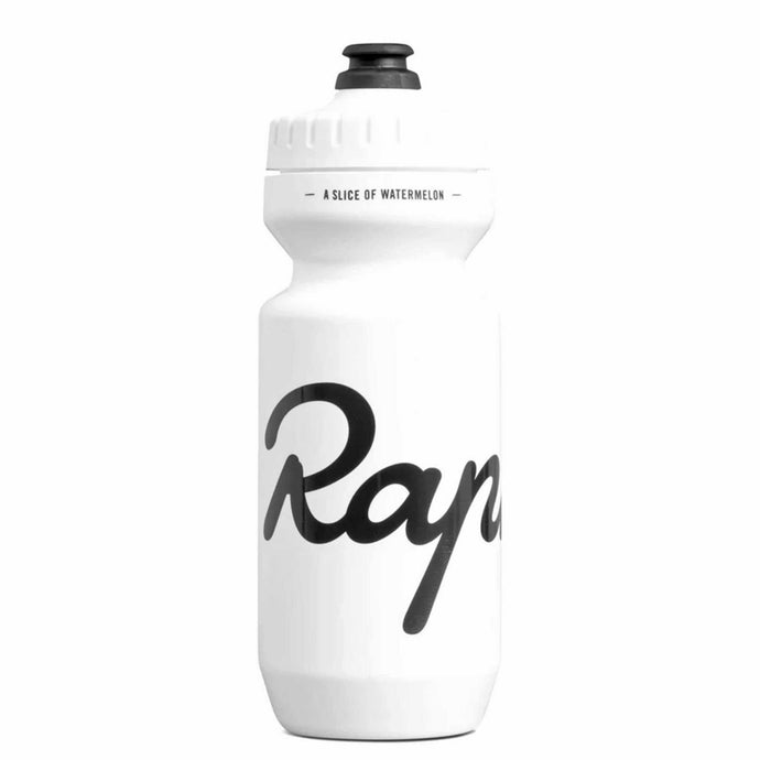 Rapha Logo Water Bottle 625ml, White